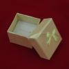 Коробочка для кольца с бантиком