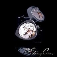 """Запонки - часы """"Breitling"""""""