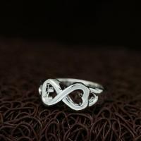 """Кольцо Бесконечность Tiffany """"Loving Hearts"""" (16.5 17.3 18.2 19.0 размеры в наличии)"""