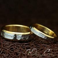 """Кольца для влюбленных """"Forever love"""" (жен. 16.5 17.3 18.2 19.0 20.0 муж. 16.5 17.3 18.2 19.0 20.0 размеры в наличии)"""