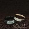 """Кольца для двоих """"Хранители Вечной Любви"""" [жен. 15.9 18.2 19.0 муж. 17.3 19.0 20.0 20.7 размеры в наличии]"""