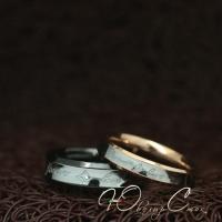 """Парные кольца """"Хранители Искренности"""" [жен. 15.9 18.2 19.0 муж. 17.3 18.2 19.0 20.7 21.5 размеры в наличии]"""