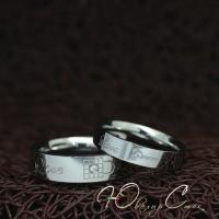 """Парные кольца """"Хранители Преданности"""" (жен. 15.9 17.3 18.2 19.0 20.0 муж. 17.3 18.2 19.0 20.0 размеры в наличии)"""