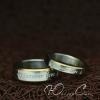 """Парные кольца с магнетитами """"Хранители Здоровья"""" [жен. 15.9 18.2 муж. 17.3 19.0 размеры в наличии]"""