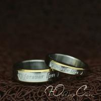 """Парные кольца с магнетитами """"Хранители Здоровья"""" [жен. 15.9 16.5 18.2 муж. 17.3 18.2 19.0 20.0 размеры в наличии]"""