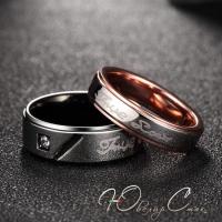 """Парные кольца для влюбленных """"Хранители Согласия"""""""