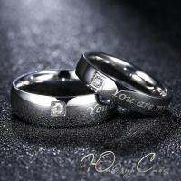"""Парные кольца для влюбленных """"Хранители Спокойствия"""""""