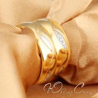 """Парные кольца для влюбленных """"Хранители Убеждения"""""""