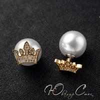 """Серьги в стиле Dior """"Корона"""""""