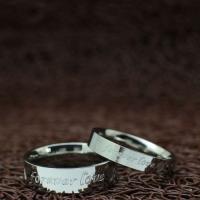 """Кольца для влюбленных """"Хранители Согласия"""" [жен. 18.2 19.0 муж. 20.0 20.7 размеры в наличии]"""
