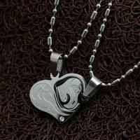 """Кулоны для пар """"Два стальные сердца"""""""