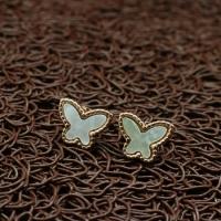 """Пуссеты """"Чудесные перламутровые бабочки"""""""