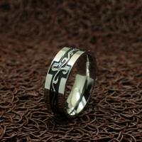 """Мужское кольцо """"Трелон"""" (17.3 18.2 размеры в наличии)"""
