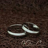 """Кольца позолоченные """"Венчальные"""" [16.0 17.5 18.0 19.0 21.0 21.9 размеры в наличии]"""