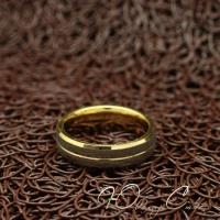 """Кольцо из нержавеющей медицинской стали """"Любовь навсегда II"""" (16.5 17.3 18.2 19.0 размеры в наличии)"""