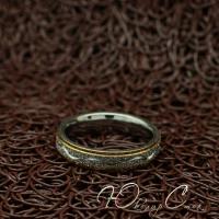 """Кольцо из нержавеющей медицинской стали """"Love is.."""" (16.5 17.3 18.2 19.0 размеры в наличии)"""
