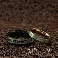"""Парные кольца """"Хранители Секретов"""" [жен. 16.5 муж. 19.0 размеры в наличии]"""