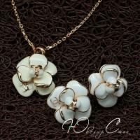 """Комплект """"Орхидеи Chanel"""""""