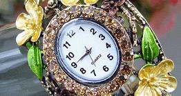 Оптовая продажа ювелирной бижутерии, часы с покрытием золото, гиппоалергенных сплавов а также инкрустацией Swarovski Elements Swarovski Crystal
